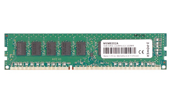 ProLiant DL165 G7 Entry 4GB DDR3L 1333MHz ECC + TS UDIMM