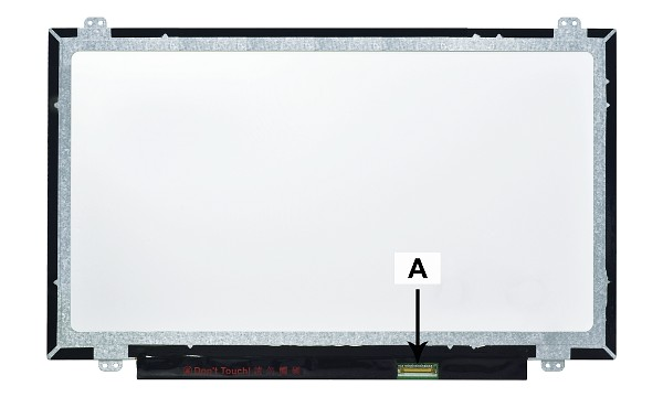 "LifeBook E547 14.0"" 1366x768 WXGA HD LED Mat"