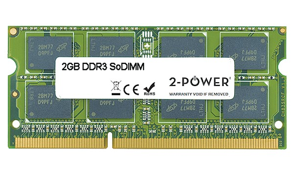 Aspire E 15 E5-573G-50Z0 2GB MultiSpeed 1066/1333/1600 MHz SoDIMM