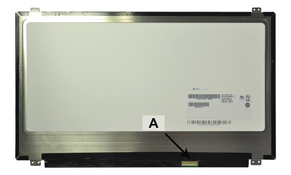 "806361-001 15.6"" 1920x1080 Full HD LED Glossy IPS"