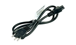 Swiss 3 Pin C5 (Cloverleaf) Power Cord