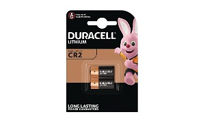 Duracell Ultra Photo CR2 3V Lithium (1 set/2)