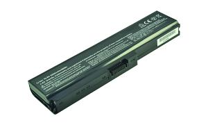 Satellite C650-1CP Batterij (6 cellen)